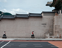 The palaces of Seoul