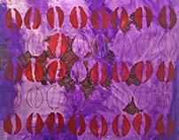 Cowry Painting 1