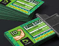 Etisalat Prepaid Cards