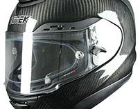 Nitek P1 racing helmet