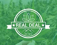 Real Deal Logo Design