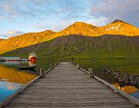 The Midnight Sun in Iceland, Snorragata