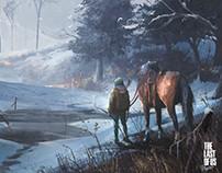 The Last of Us - Frozen