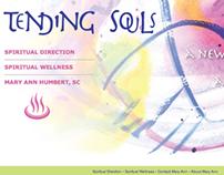 Tending Souls website