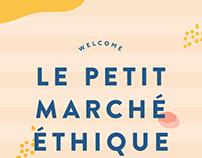 Le Petit Marché éthique estival