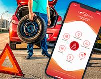 «Взаимопомощь на дороге» приложение
