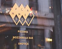 Mangia Foco - Branding & Prints