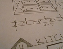 Hand Drafting and Process Work