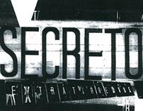 Tipografía - Extraterrestres (2012)