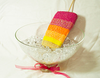 Beaded Popsicle
