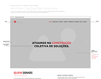 Conceito - Wireframe