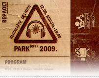 Park (off) 2009.