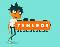 Tenlegs - A Network for Artists