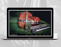 Sitio Web Landing Page | Contranova