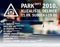 Park (off) 2010.