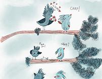 Birds Know Better