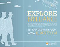 Lumosity Advertising Campaign