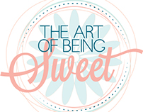 The Art of Being Sweet - Business Re-Brand
