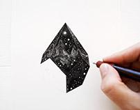 Galactic crystal Nr.2