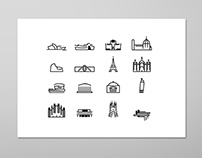 Noun Project · Icons