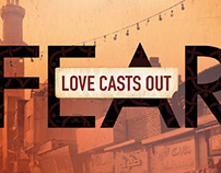 Love Casts Out Fear Book Cover