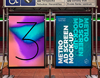 Metro Ad Screen Mock-Ups 7 (v.1)