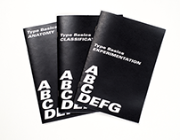 Typographic Booklets