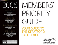 Members' Priority Guide - 2006