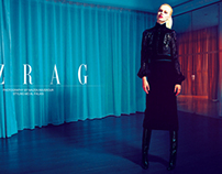 """Azrag"" for Marie Claire Jan 2013"