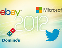 Most Impactful Logo Redesigns of 2012