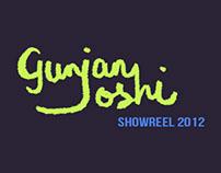 Showreel (2012)