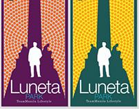 Luneta Stamp Poster