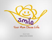 Smile Logo Design