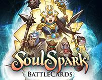 SoulSpark - Game Art