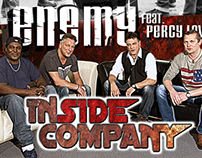 "Inside Company ""Enemy"" - Rock Band Promotion"