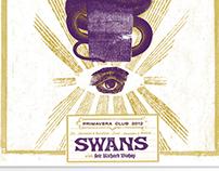 Swans - Pirmavera Club 2012
