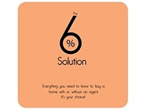 "Book cover - ""The 6% solution"" Sissy Lappin"
