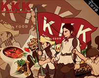 KKK Pinoy Food Revolution (Katipunero Foodtrip Project)