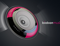 Biaban Music Channel Branding