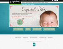 Pingo Doce - Campanha Especial Bébé