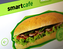 Smart Cafe - website design