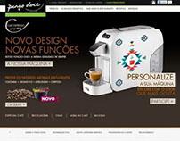Pingo Doce - Nova Máquina da Café + Passatempo