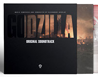 Godzilla (Limited Vinyl Edition)