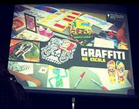Graffiti Na Escola | Ação Social