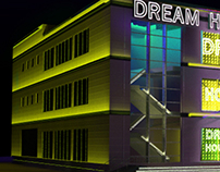 "Lighting project ""Dream house"""