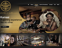 MG Africa Website Design