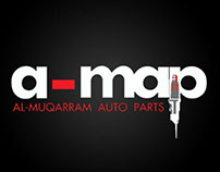 A-Map exhibition stand at Automechanika