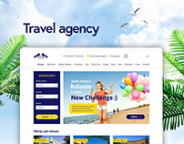 New Challenge - Travel Agency