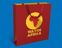 Watch Africa branding