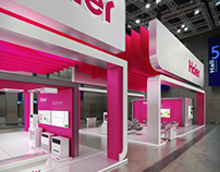 HAIER Conditioning @ Moscow Climate Show